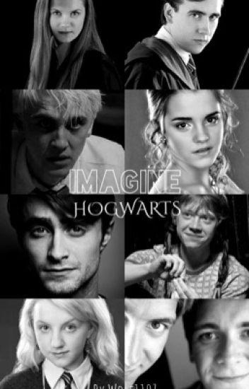 IMAGINE Hogwarts [ENDED]
