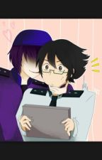 My sweet Phone ( A Purple Guy X Phone Guy Fanfiction) by sof2175