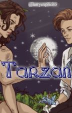 Tarzan - AU Larry Stylinson by soulcreature