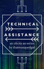 Technical Assistance by thatmasquedgirl