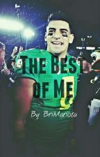 The Best of Me  (Marcus Mariota) by i6irBri