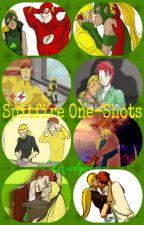 Spitfire One-Shots by Lizardgurl