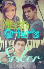 Nash griers sister by camsthotsider