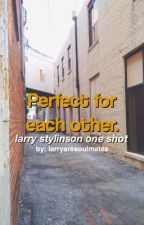 Perfect for each other. - Larry Stylinson One Shot by larryaresoulmates