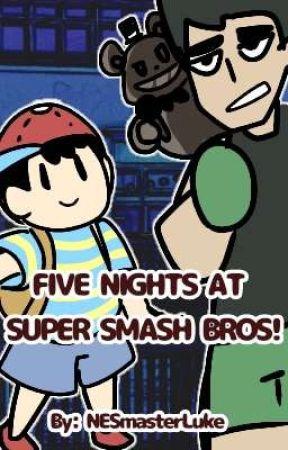 Five Nights at Super Smash Bros! - Chapter 3: PK FREEZE Pt 1