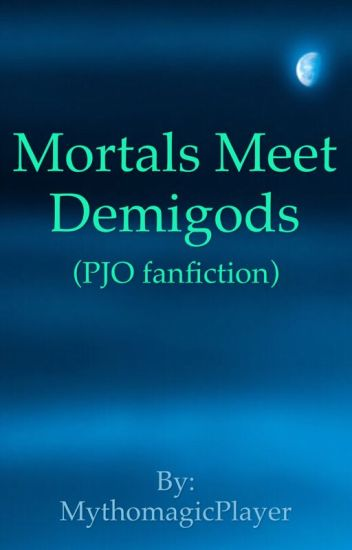 mortals meet percy and annabeth fanfiction