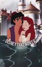 Disney Taken Over by hahahiba