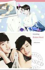 Broken Heart by BornToLoveDoKyungsoo