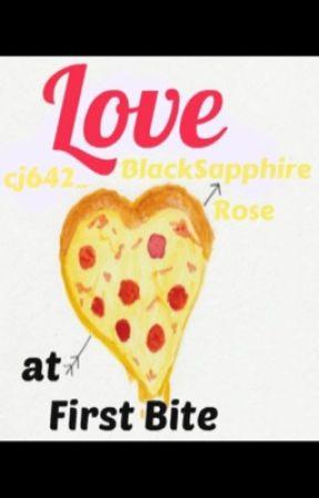 Love at First Bite (bxb) by BlackSapphireRose