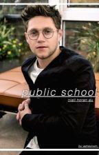 public school ➸ horan au  by ashleyirwin_
