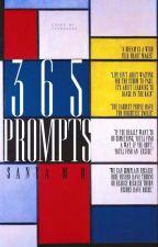365 Prompts by xsleepingforestx
