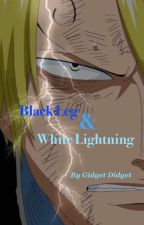 (Sanji x Reader) Black Leg & White Lightning - One Piece Fanfic by GidgetDidget