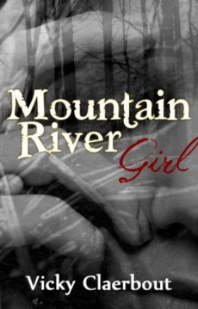 Mountain River Girl by vicky_nfs