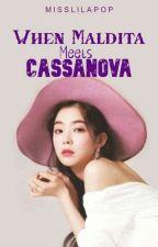 Ms. Maldita meets Mr. Cassanova by MissLilaPop