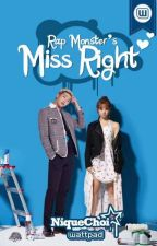 Rap Monster's Miss Right[On-Going] by NiqueChoi