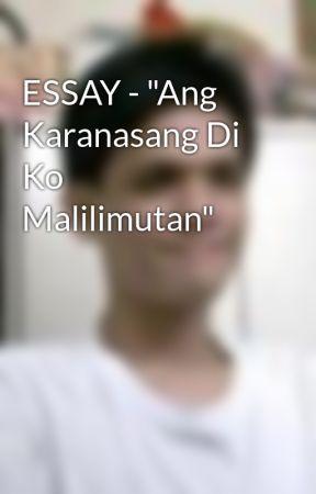 Karanasang Hindi Malilimutan Essay Writer – 393858