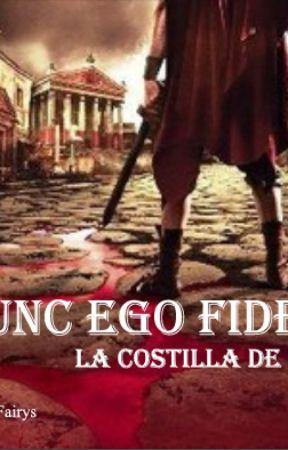 Hunc ego fidem.La Costilla de Eva by princessfairys