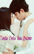 Tanda Cinta dari Bromo by adelinaayuashari