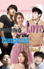 Finding Love In The Unexpected Time by taekooktrashcan