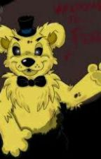 Just Gold (Golden Freddy x Reader) by GoldenFreddy87