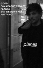 Planes | l.s. | completed by howellfics