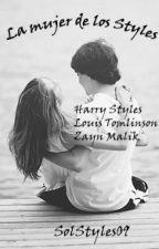 La mujer de los Styles - Harry Styles, Louis Tomlinson, Zayn Malik - Erótica by SolStyles09