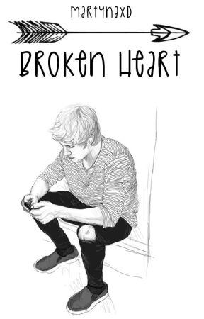 Broken Heart || n.h by Martynaxd