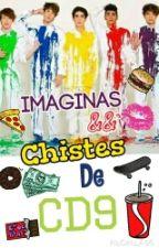 imaginas y chistes de CD9 by nicolCD9