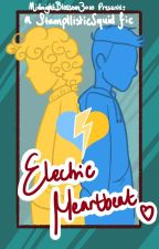 Electric Heartbeat | A StampllisticSquid Fanfic | (Stampy x Squid) ON HOLD by MidnightBlossom3010