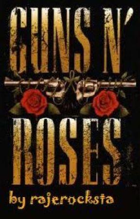 Guns N' Roses by r_alwar