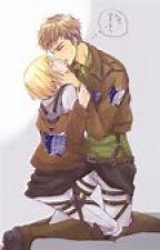 Jean x Armin /under editing/ by darkside2000