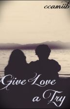 Give love a try (Harry Styles two parts-one shot) by Ccamiib