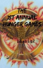 The 1st Annual Hunger Games by bhabig2