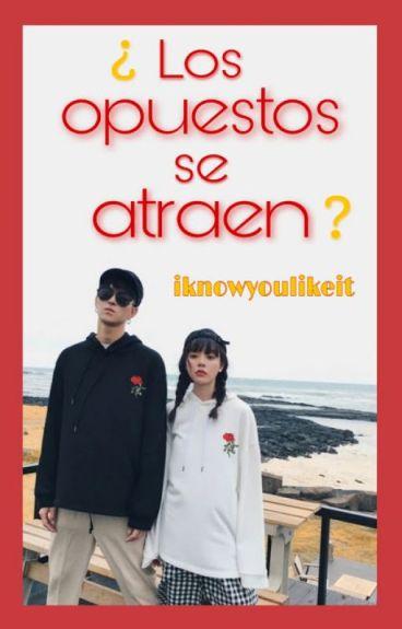 ¿Los Opuestos Se Atraen? ♥Dylan O'brien & tú♥ (EN EDICIÓN)