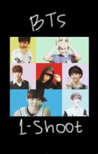 BTS Oneshot Collection [COMPLETED] by toastae