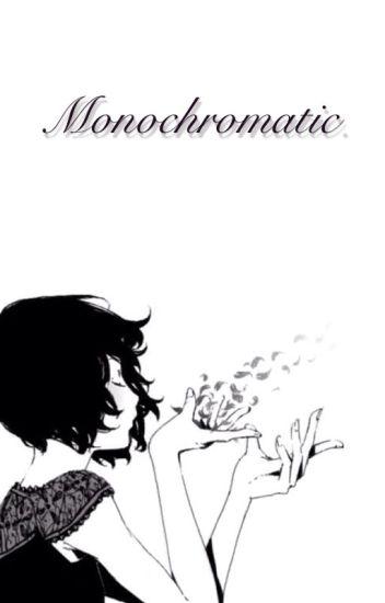 Monochromatic: Haikyuu Fanfic