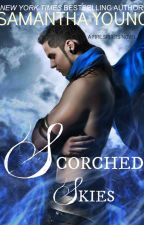 Mine - Jai's P.O.V. 'Scorched Skies (Fire Spirits #2)' the Club Scene by AuthorSamanthaYoung