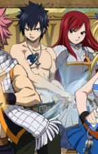 Fairy tail by _Lydia_2000