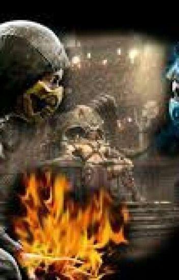Scorpion vs Sub-zero a battle that will never end - Mr