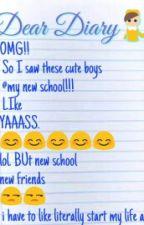 Dear Diary... (teen drama) by _kxmmi_
