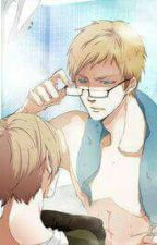 Shower Time Tino  *Hetalia one shot* by Kimchi_Space