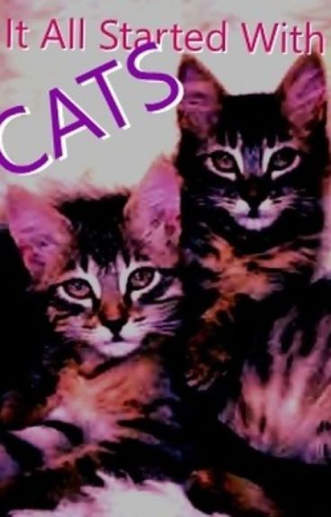 It All Started With Cats (boyxboy)