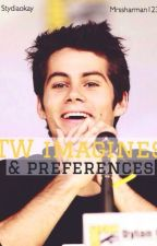 TW imagines and Preferences *REQUESTS ARE CLOSED* by mrssharman123