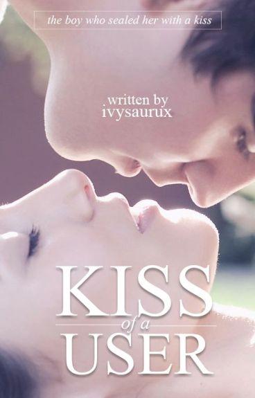 Kiss of a User by ivysaurux
