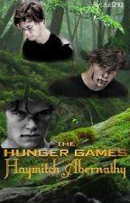 HUNGER GAMES:Haymitch Abernathy by Jull292
