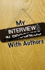 ❤My Interviews With Authors❤ by CoolStoryBroh