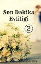 Son Dakika Evliliği 2 by asosyalemur
