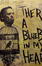 Charles Bukowski by camxxboo
