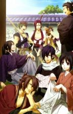 Hakuouki Shinsengumi Kitan: Find Love in War (Hajime Saito) by Ayahime0