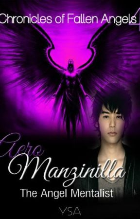 Aero Manzinilla, The Angel Mentalist #Wattys2016 #Trailblazers by Ysathewriter